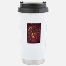 Cute Autistic artist Travel Mug