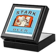 Ohio Beer Label 4 Keepsake Box