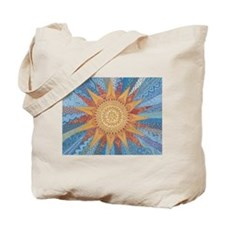 A Quilt Of Sunshine Tote Bag