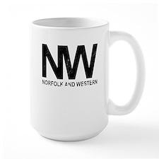 Norfolk & Western Vintage Mug