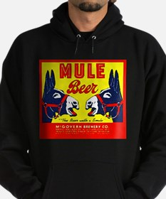 Missouri Beer Label 1 Hoodie (dark)