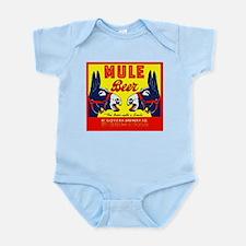Missouri Beer Label 1 Infant Bodysuit