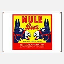 Missouri Beer Label 1 Banner