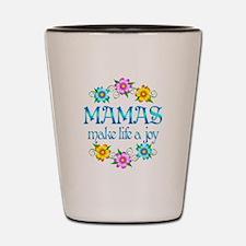 Mama Joy Shot Glass