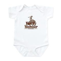 Family Member Infant Creeper