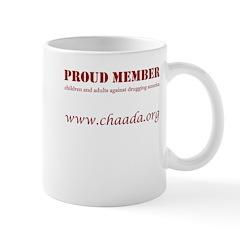 Proud Member Maroon Mug