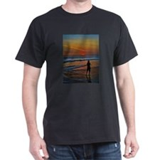 Sunset Silloette T-Shirt