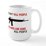 Guns Large Mug