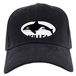Killer Whale Black Cap