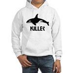 Killer Whale Hooded Sweatshirt