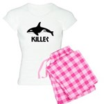 Killer Whale Women's Light Pajamas