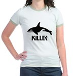 Killer Whale Jr. Ringer T-Shirt