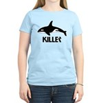 Killer Whale Women's Light T-Shirt