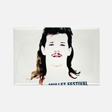 mullet festival Rectangle Magnet
