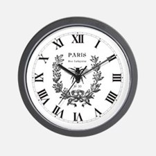 PARIS BEE Wall Clock