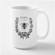 PARIS BEE Large Mug