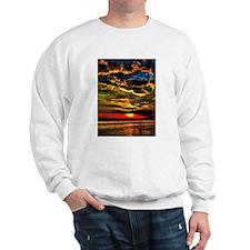 Painted Evening Sky Sweatshirt