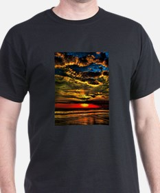 Painted Evening Sky T-Shirt