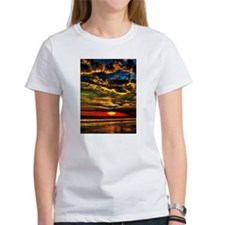 Painted Evening Sky Tee
