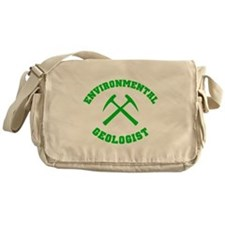 Environmental Geologist Messenger Bag