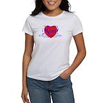 I Love Mom! Women's T-Shirt