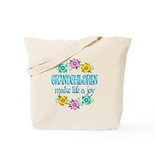 Grandchildren Joy Tote Bag