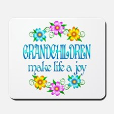 Grandchildren Joy Mousepad