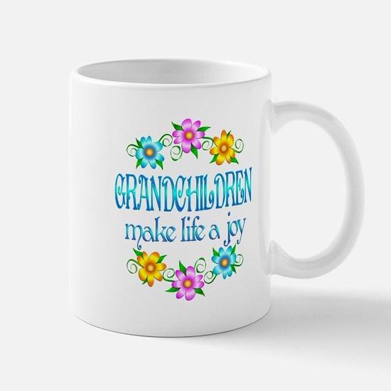 Grandchildren Joy Mug