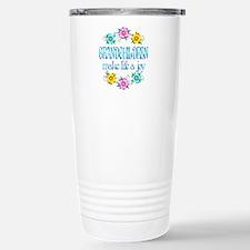 Grandchildren Joy Travel Mug