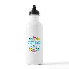 Grandchildren Joy Water Bottle