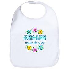 Grandchildren Joy Bib