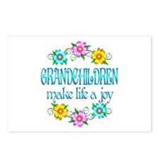 Grandchildren Joy Postcards (Package of 8)