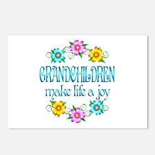 Grandchildren Joy Postcards (Package of 8)