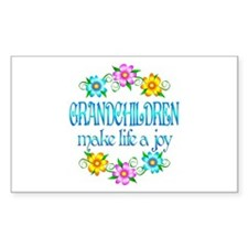 Grandchildren Joy Bumper Stickers