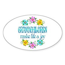 Grandchildren Joy Decal