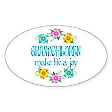 Grandchildren Joy Decal