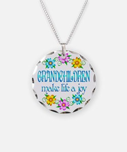 Grandchildren Joy Necklace