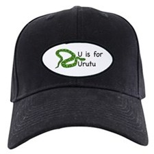 U is for Urutu Baseball Hat