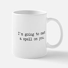 cast a spell on you Mug