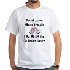 Male Breast Cancer Awareness Shirt
