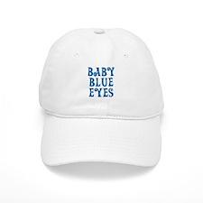 baby blue eyes Baseball Cap