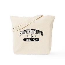 Provincetown Est. 1727 Tote Bag