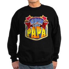 Super Papa Sweatshirt