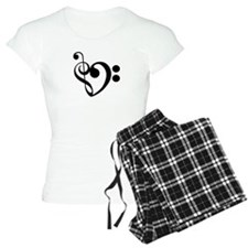 Musical Heart Pajamas
