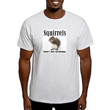 Squirrel Bumps T-Shirt