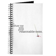Reasonable-ness Journal