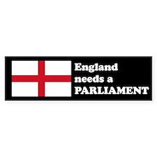 England Needs A Parliament