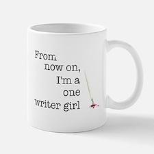 One writer girl Mug