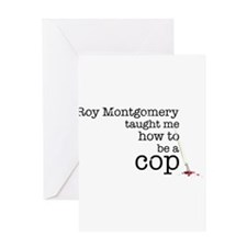 Roy Montgomery Greeting Card