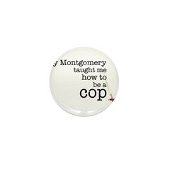 Roy Montgomery Mini Button (100 pack)